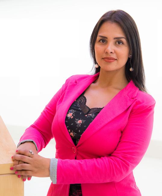 Cristina Isacura A