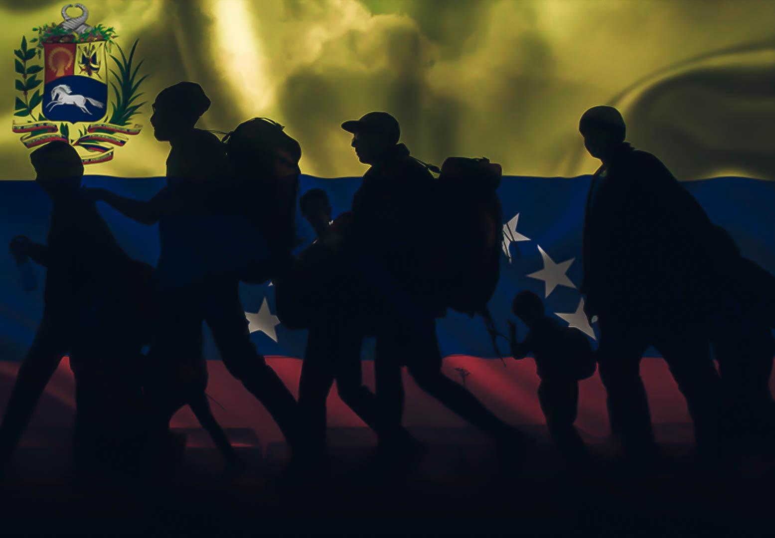 acnur se pronuncia por flujo de venezolanos