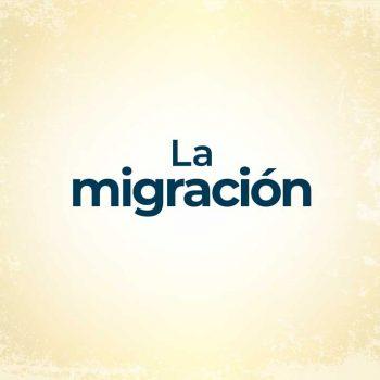 la migracion en españa