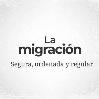 migracion ordenada segura y regular