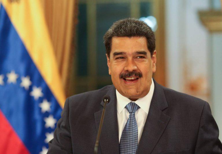 Maduro estudia celebrar un acto en Ciudad de México tras la toma de posesión de López Obrador