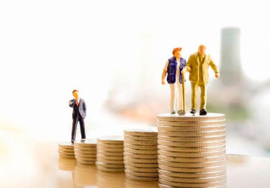 La realidad del sistema de pensiones