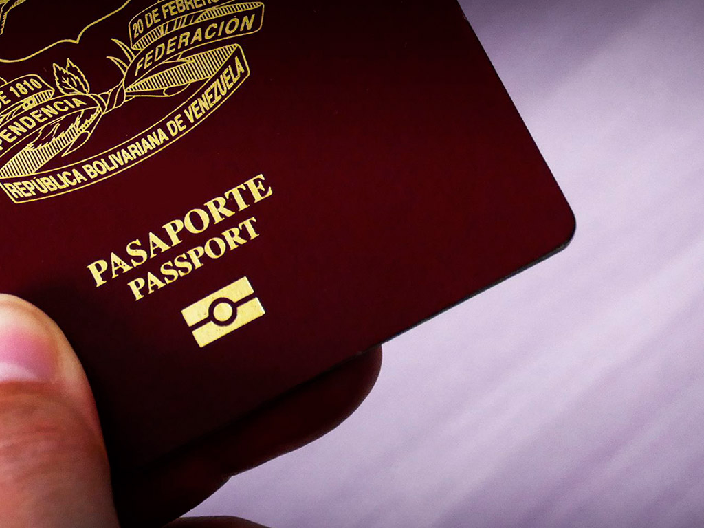 Pasaporte Venezolano en España