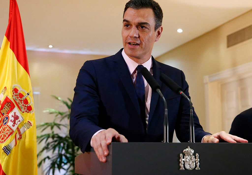 Reformas de Pedro Sanchez