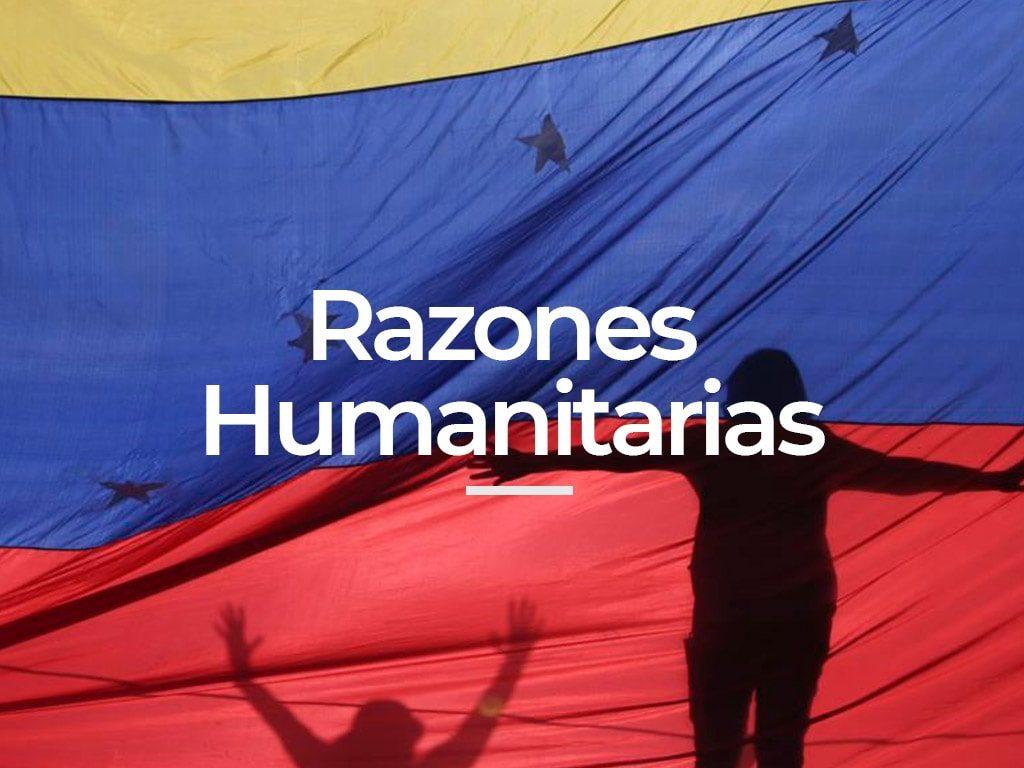 Razones humanitarias concedidas
