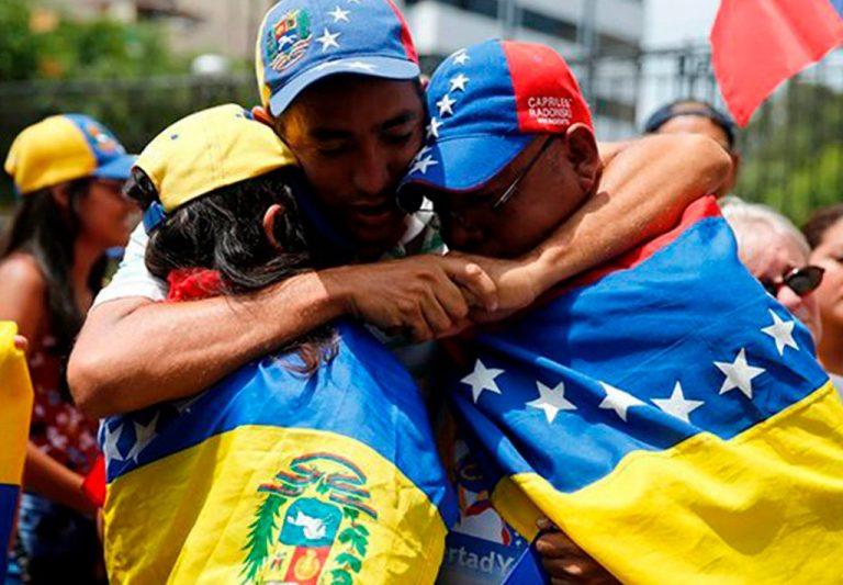 EL CIAR y la residencia temporal por razones humanitarias a los venezolanos en España