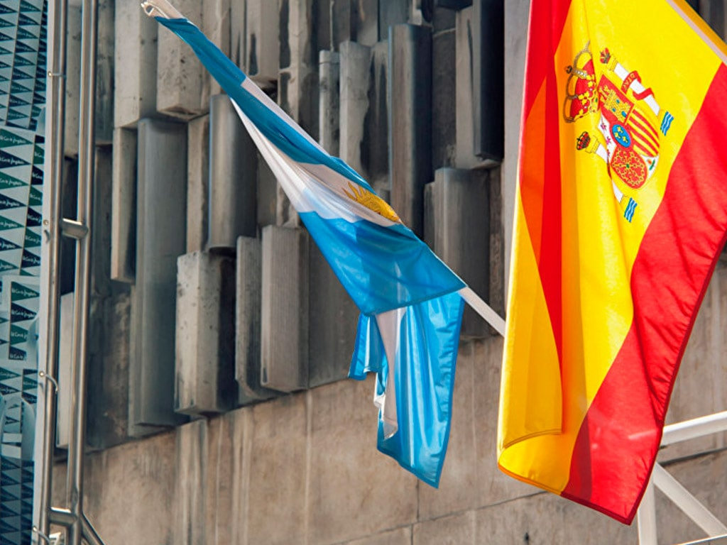 Visado para argentinos en España