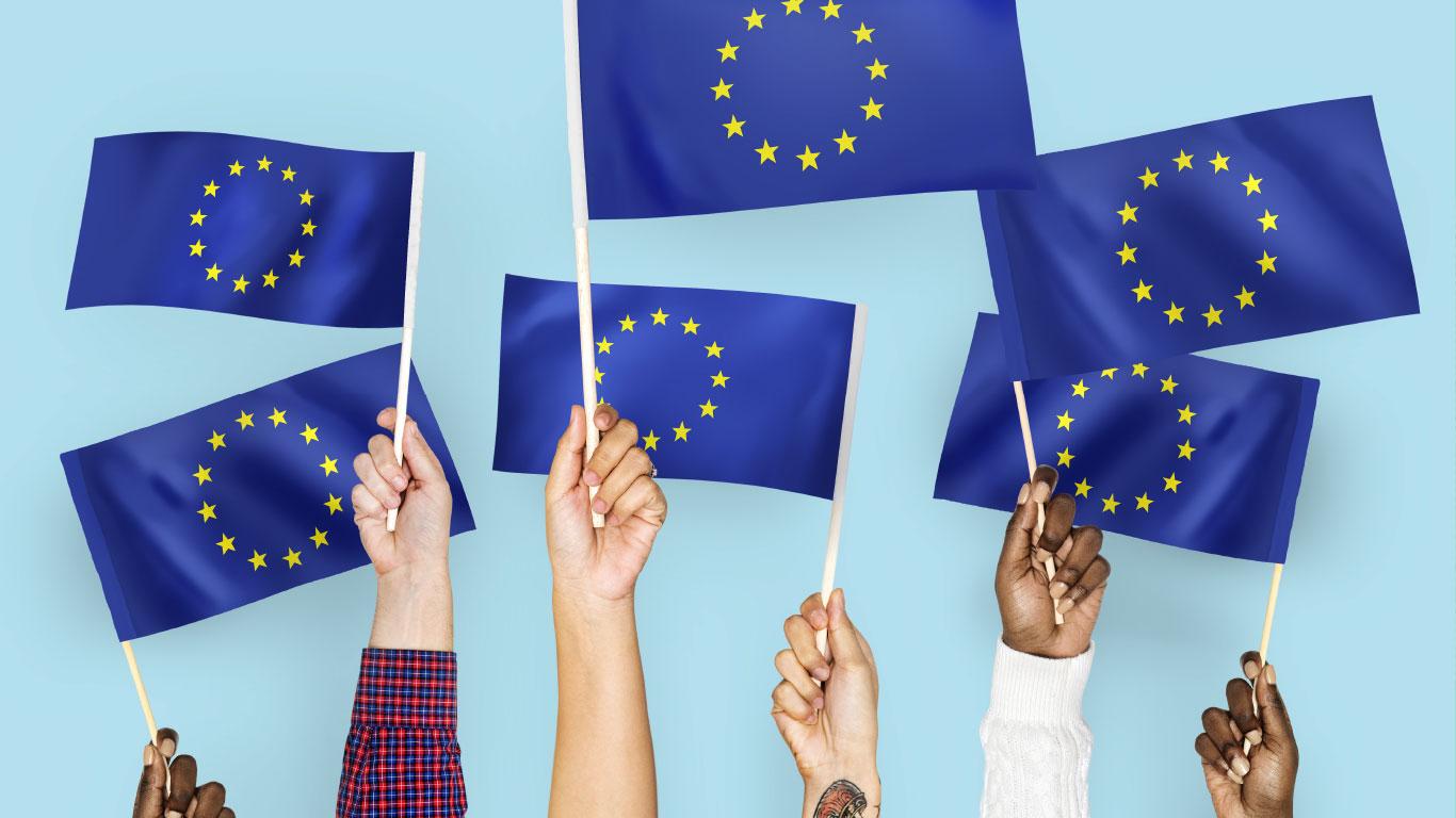 certificado de la union europea